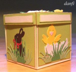 pudełko wielkanocne 5