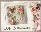 """TOP 3 Namaste Wyróżnienie w """"Skrzydlatym wyzwaniu"""""""